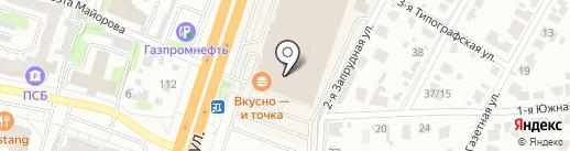 Choupette на карте Иваново