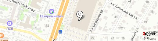 Верхневолжское юридическое бюро на карте Иваново