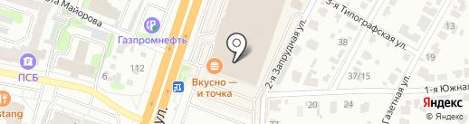 Маруся на карте Иваново