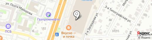 Cherry на карте Иваново