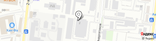 Дело Логистик, ЗАО на карте Костромы