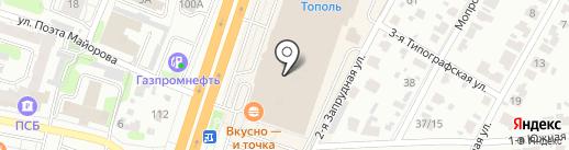 Жилой фонд на карте Иваново