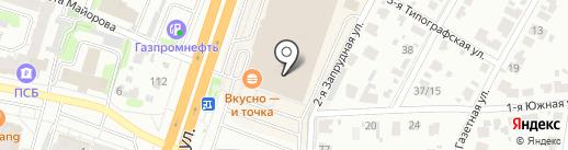 Парижанка на карте Иваново