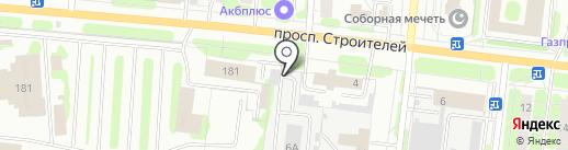 Водоканал Проект на карте Иваново