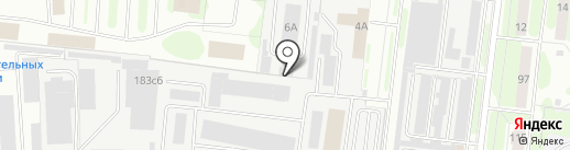Арс-Инжиниринг на карте Иваново