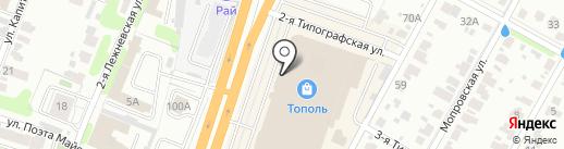 Diks на карте Иваново