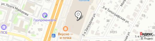 Maxxxi moda на карте Иваново