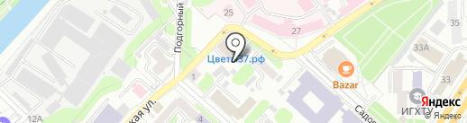 Цветы37 на карте Иваново