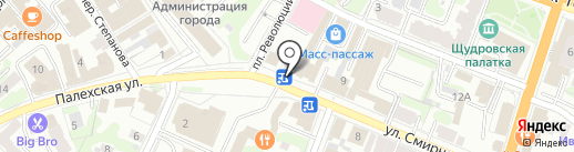 НАША ТЕХНИКА на карте Иваново