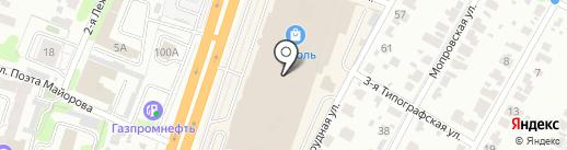 Чайлэнд на карте Иваново