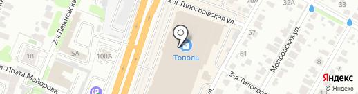 Muza на карте Иваново