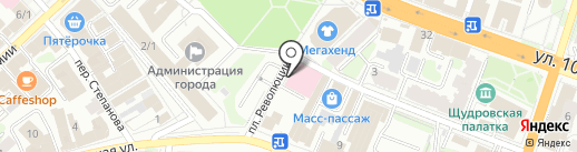 Tamp & beans на карте Иваново