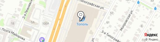 Комбо мебель на карте Иваново
