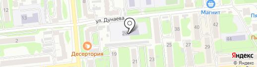 Детский сад №95 на карте Иваново
