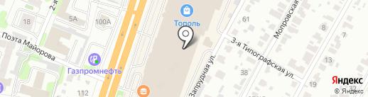 Мебель тут дешевле на карте Иваново