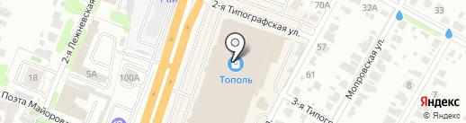Сковорода на карте Иваново