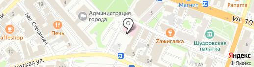 Wildberries на карте Иваново
