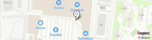 ЭКО сервис на карте Иваново