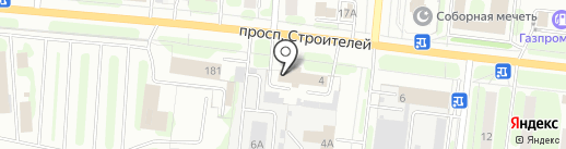 Клевер на карте Иваново