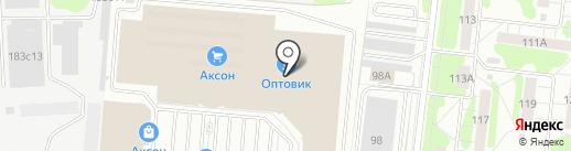 Салон входных дверей на карте Иваново