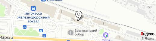 WELKAM на карте Иваново