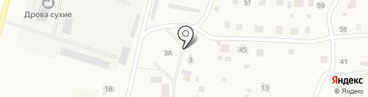 Фельдшерско-акушерский пункт на карте Апраксино