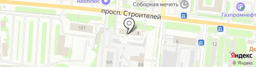 СтройПроект на карте Иваново