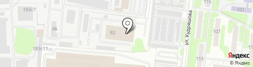 LOGAN SERVICE на карте Иваново