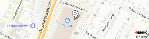 Дэлия на карте Иваново