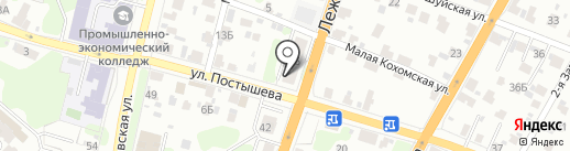 Мир мебели на карте Иваново