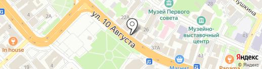Николь на карте Иваново