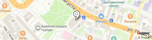 Авторские украшения на карте Иваново