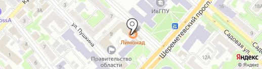 CAFFESHOP Cabinet на карте Иваново