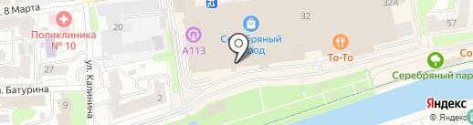 McDonald`s на карте Иваново