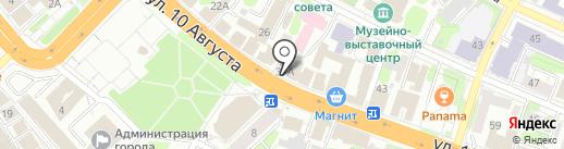 Travelerscoffeestore.ru на карте Иваново
