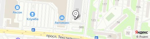 Гараж-С на карте Иваново