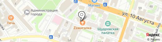 SOWA Architects на карте Иваново