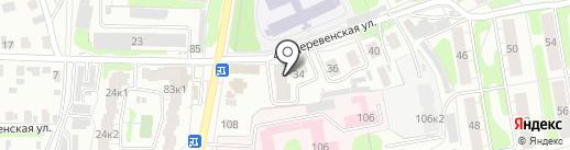 Прованс на карте Иваново