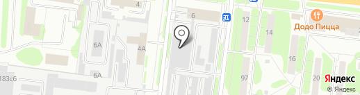 Маштаковъ на карте Иваново