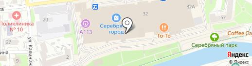 Black & white coffe на карте Иваново