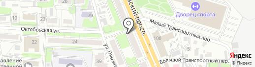 Окна и двери на карте Иваново