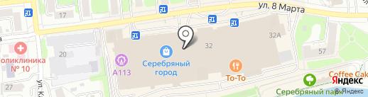 Aksessory room на карте Иваново