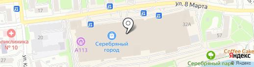 Ниндзя-квест на карте Иваново