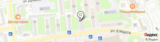 Строитель плюс на карте Иваново