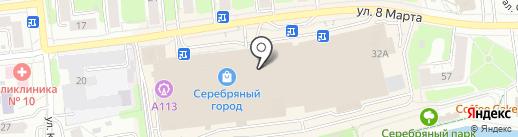Парадокс на карте Иваново