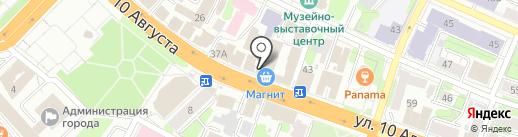 Катания на карте Иваново