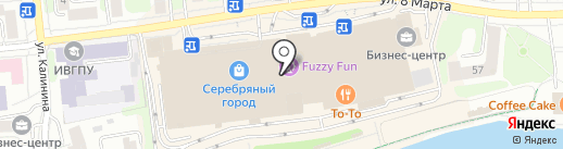 Acоola на карте Иваново
