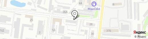 А-Техно на карте Костромы