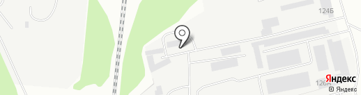 Бетонресурс на карте Костромы