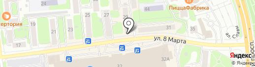 Первые Шаги на карте Иваново